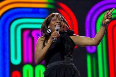 Photo of Precious Wilson performing
