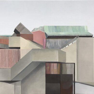 Around the corner - Marie Lenclos