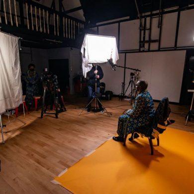 Simulacra Studio interior photo