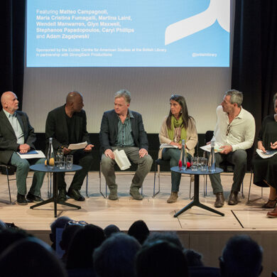 Upload your other images: Monsieur-Seven-Seas-a-Tribute-to-Derek-Walcott-at-the-British-Library-September-2018_WEB.jpg