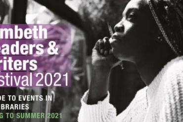 lambeth readers & writers festival 2021
