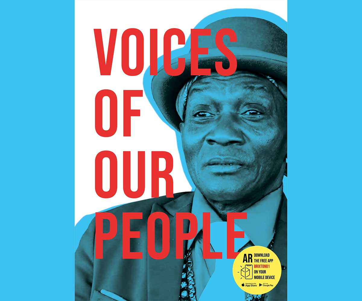 Cover of Voices of Our People by Independent Film Trust
